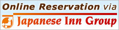 Online Reservation via Japanese Inn Group