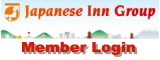 Japanese Inn Group Member Login